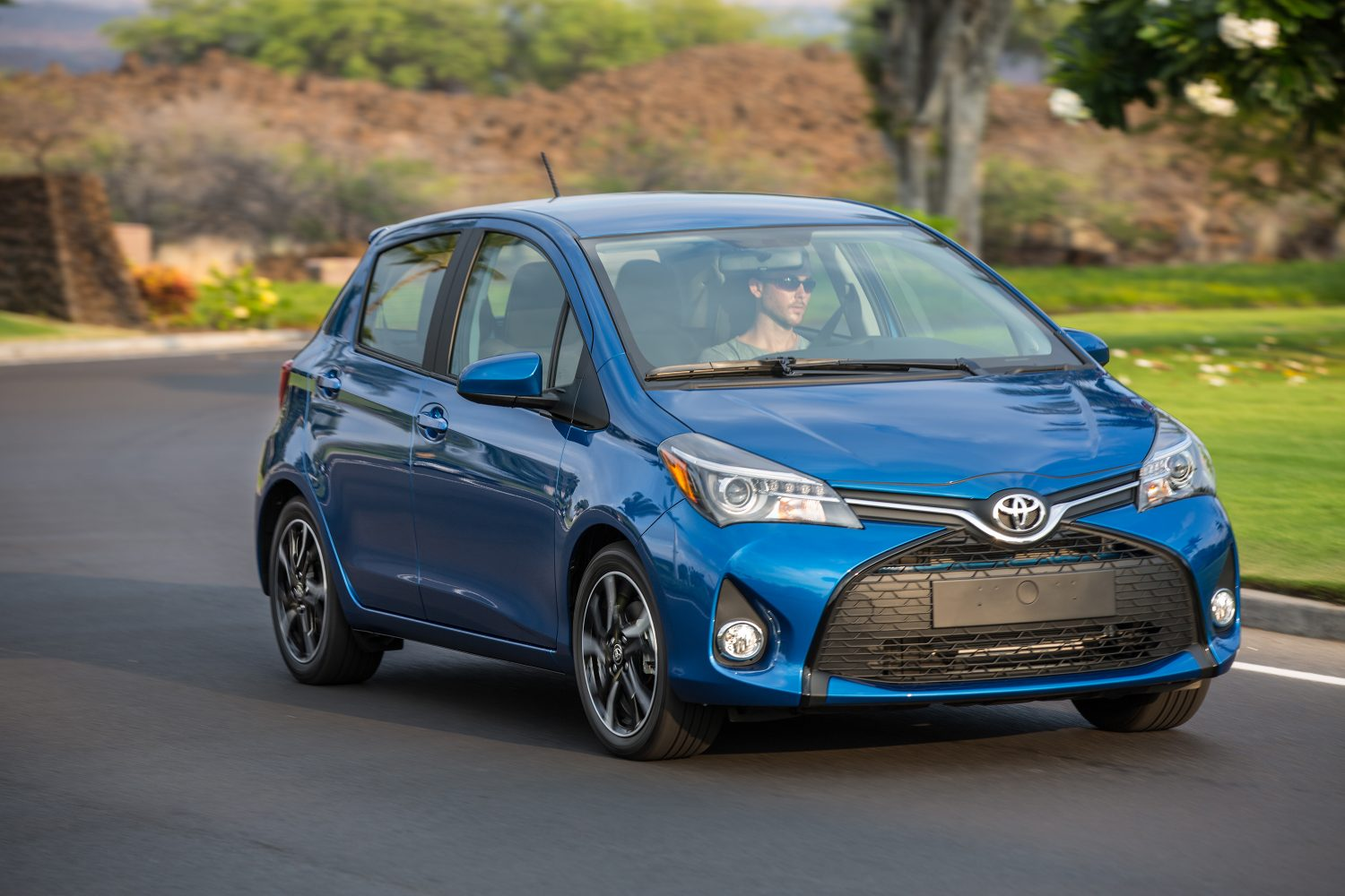 2017 toyota yaris puts big safety in a