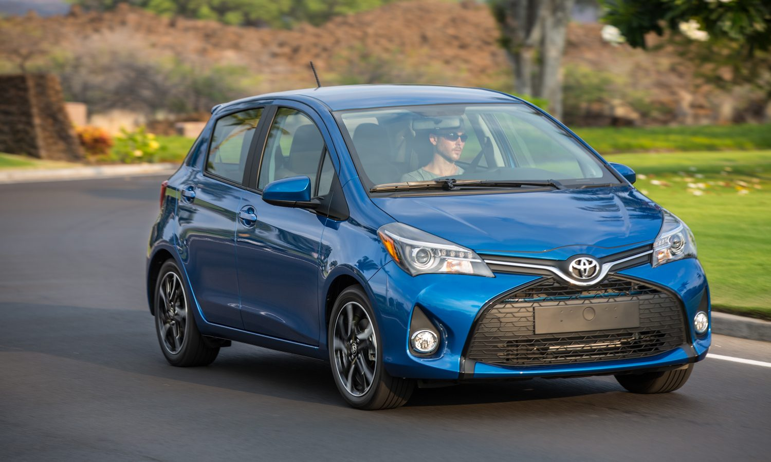 2017 Toyota Yaris Puts Big Safety in a Small Car with Standard Toyota  Safety Sense-C - Toyota USA Newsroom