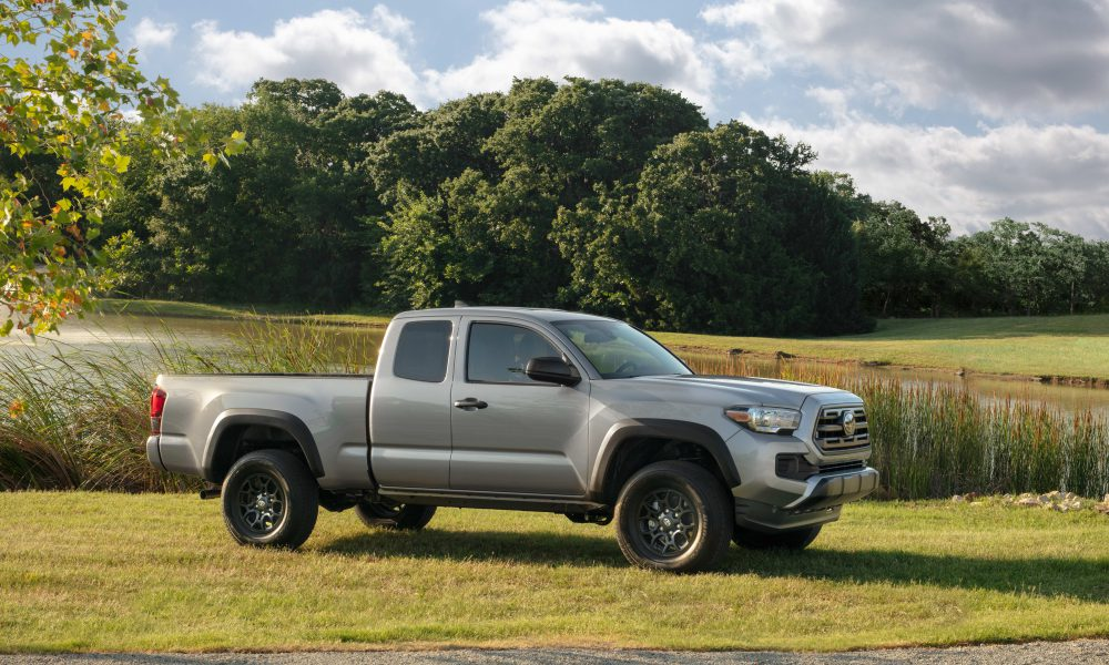 2019 Tacoma SX Package 1