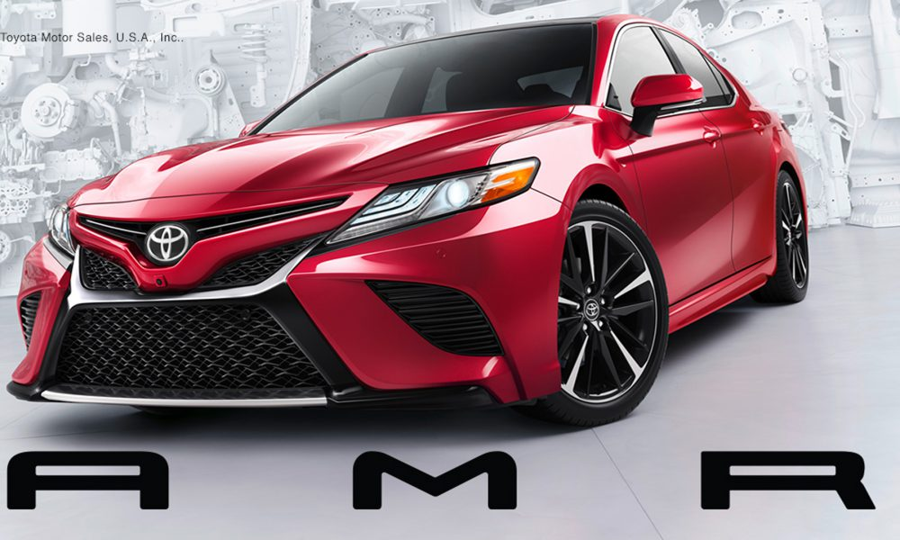 2018 Toyota Camry Campaign 01
