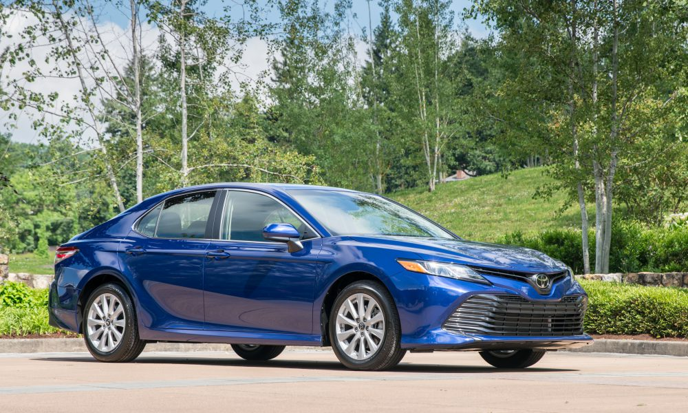 2018 Toyota Camry LE 03