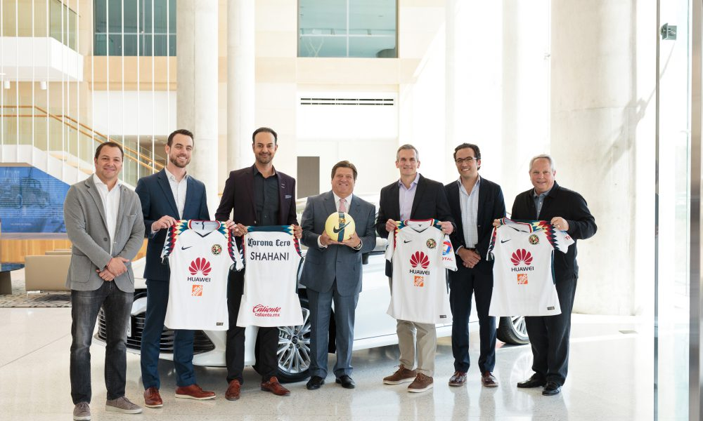 Toyota Scores a Goal with Club America Partnership for Tour Águila in the U.S.