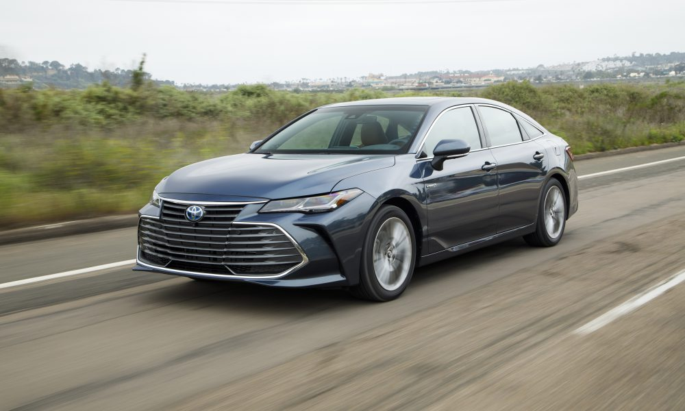 2019 Toyota Avalon All-New Hybrid Limited 21
