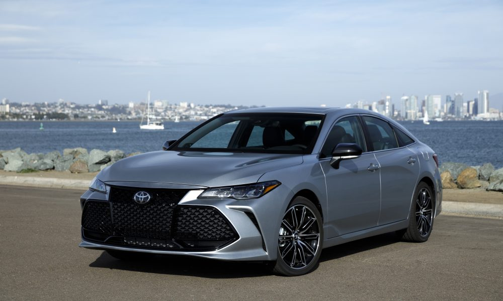 2019 Toyota Avalon All-New XSE 02