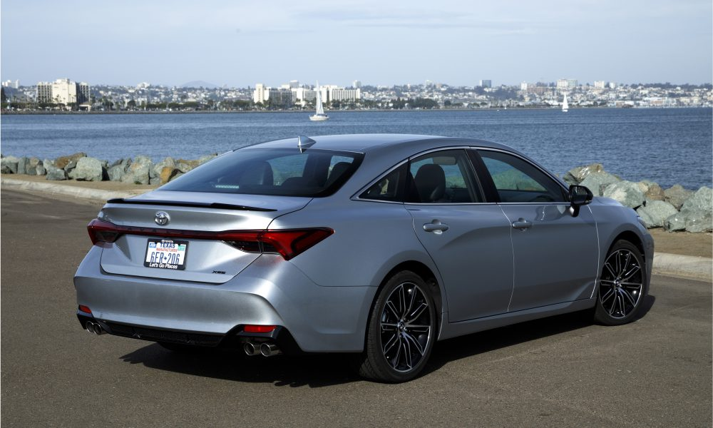 2019 Toyota Avalon All-New XSE 07