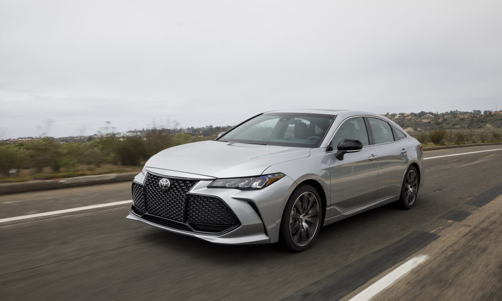 2019 Toyota Avalon All-New XSE 11