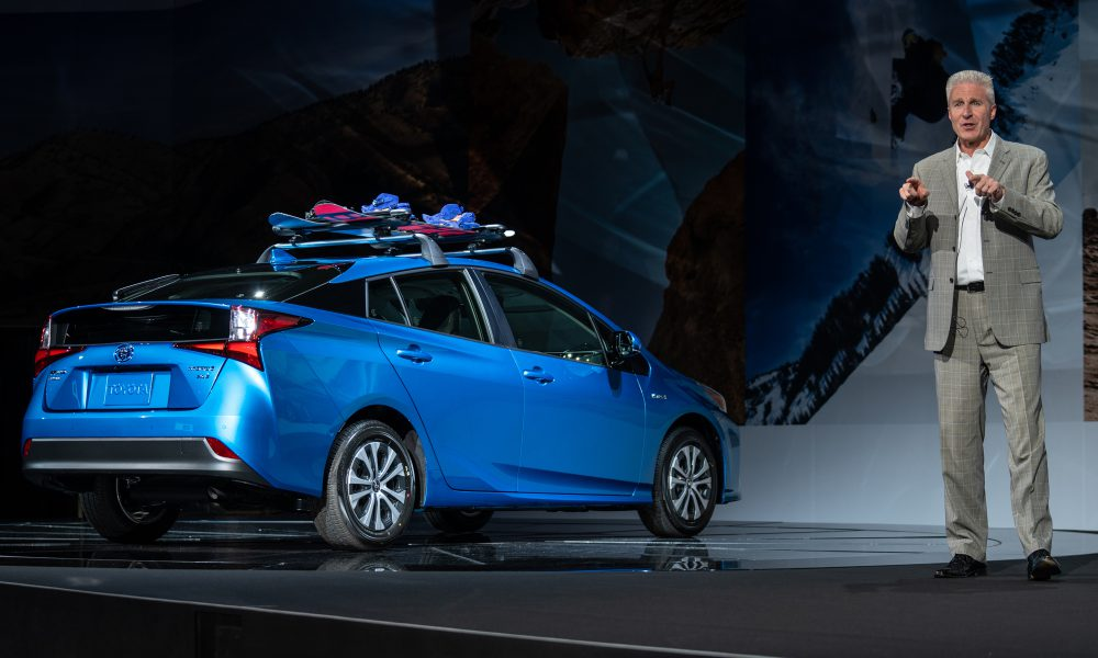 First-Ever Corolla Hybrid and Prius AWD-e Take Center Stage  at Los Angeles Auto Show