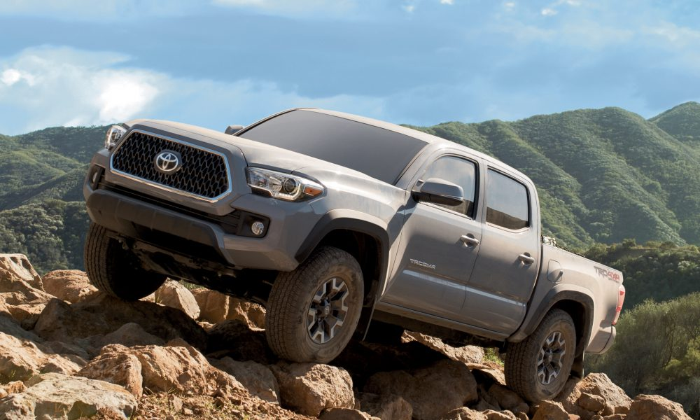 2019 Toyota Tacoma Adds Style, Capability with New SX Package and TRD Pro