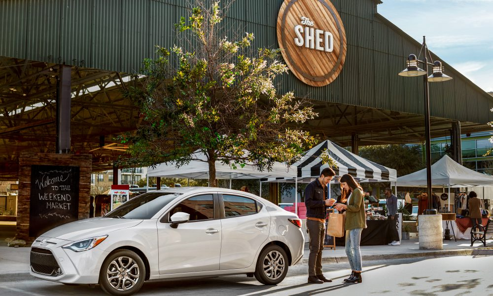 2019 Yaris Sedan Offers Ideal Blend of Value and Fun