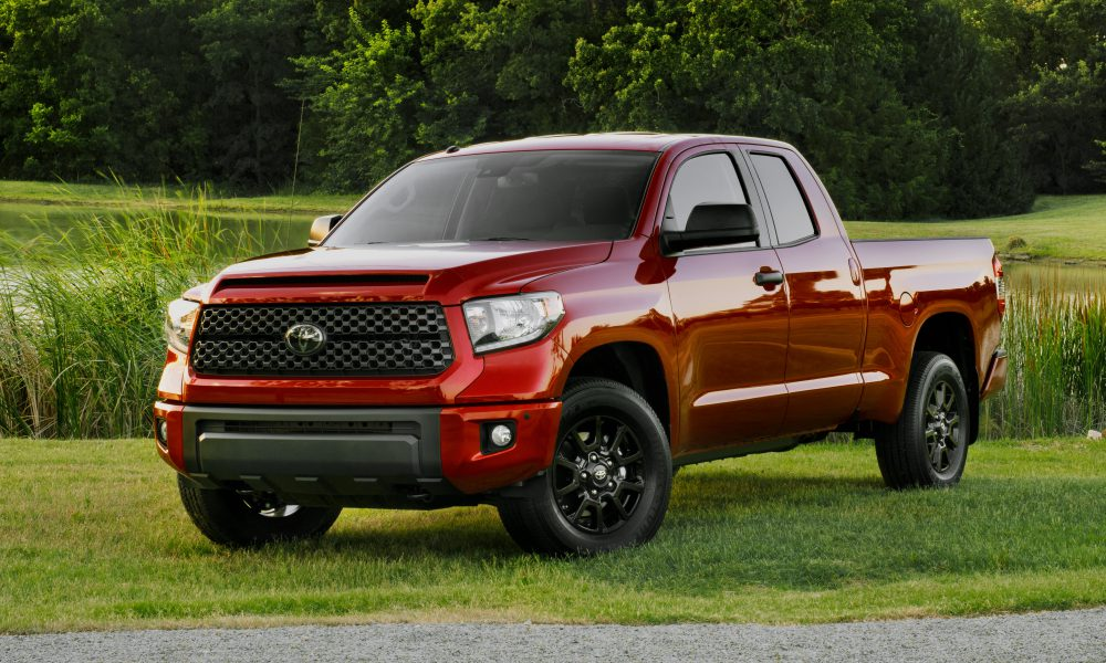 2019 Tundra SX Package 1
