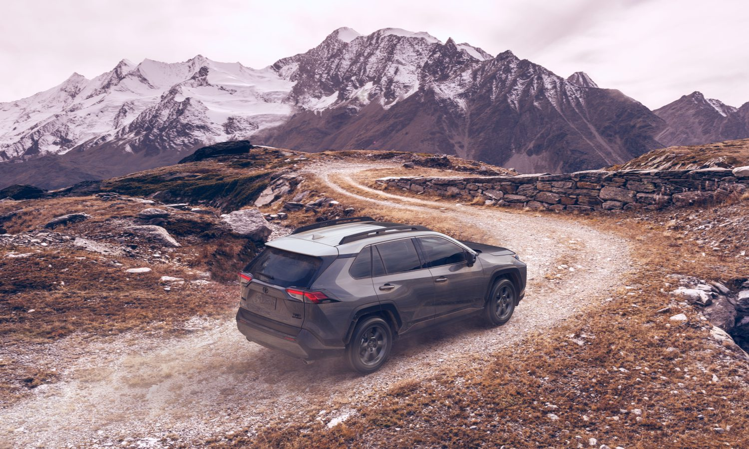 Toyota RAV4 Drivers Earn Trail Cred – Thanks to New TRD Off-Road Treatment