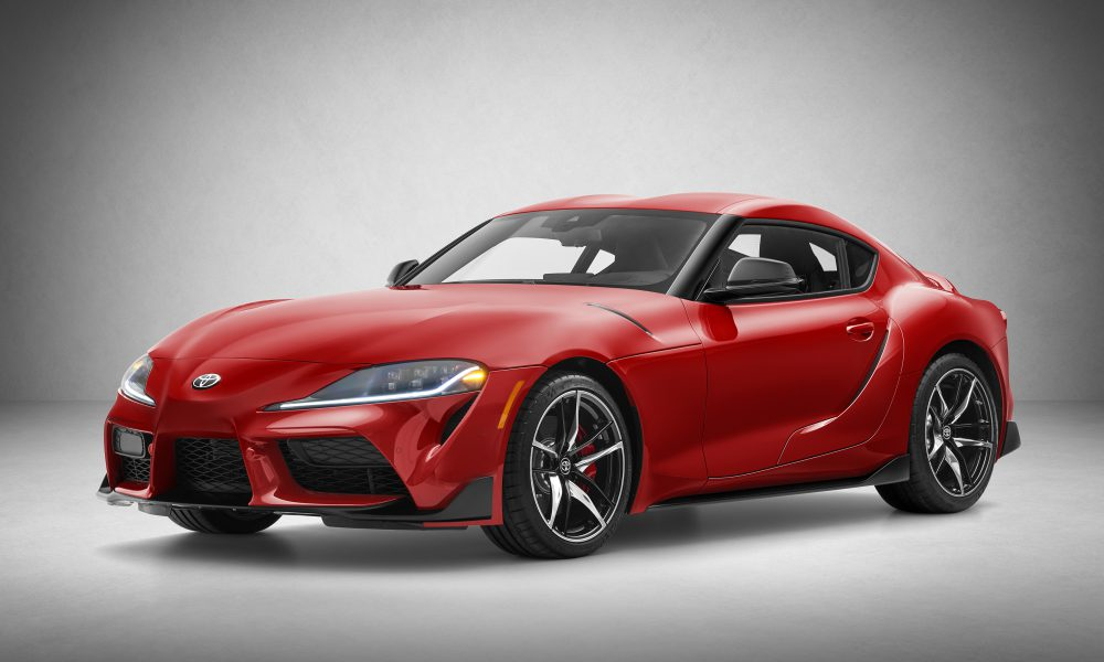2020 Supra Makes First Public Appearance at 2019 Chicago Auto Show