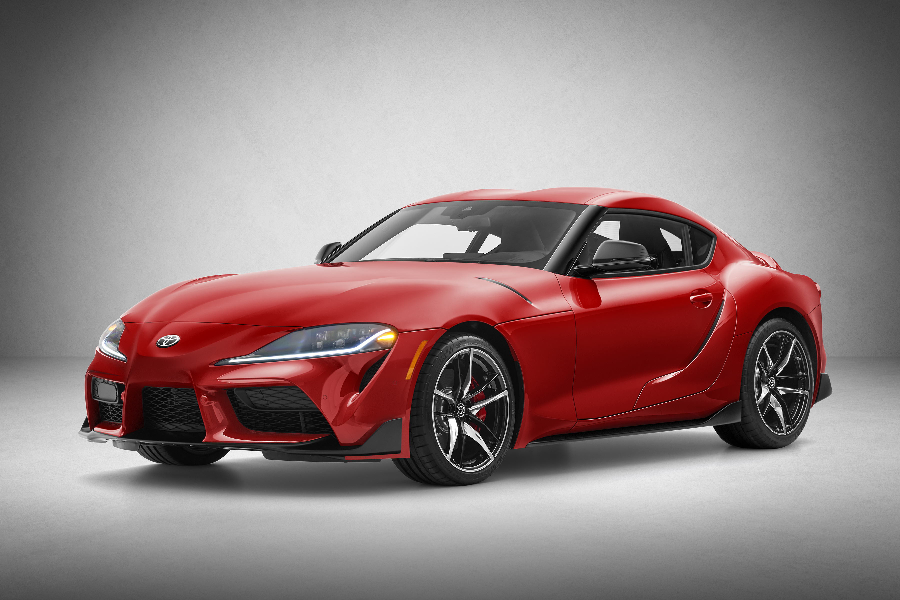 The Supra is Back