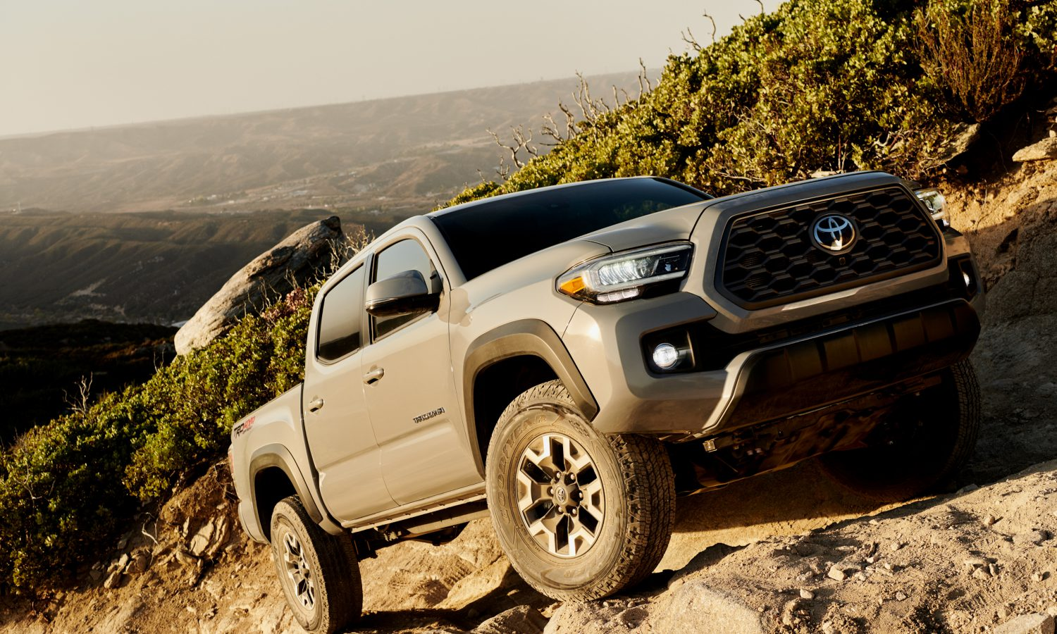 2020 Toyota Tacoma Positioned to Continue Segment Leadership with Host of New Upgrades