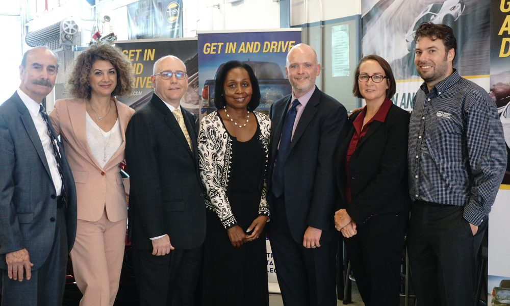 Toyota and Contra Costa College Launch Leading T-TEN Training Program