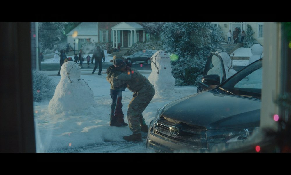 Toyotathon Returns Home For The Holidays With Heartwarming New Ad