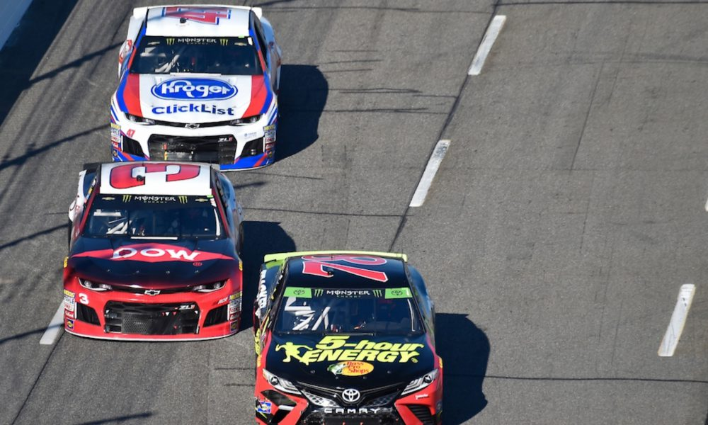 MENCS Image Camry Drivers Martinsville