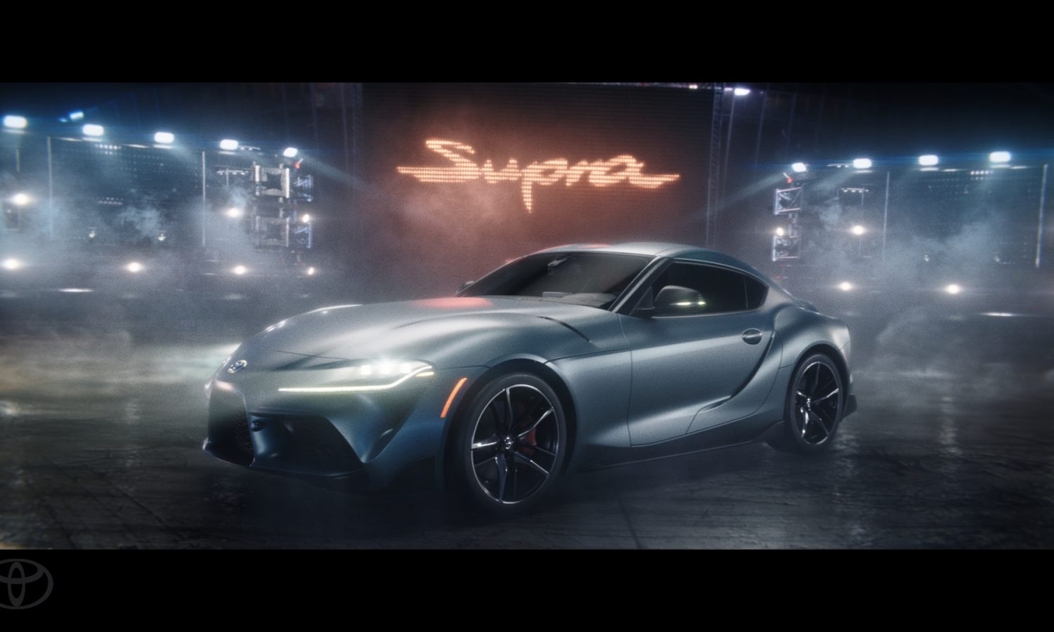 2020 Toyota Supra Gets Into the Big Game With Commercial Debut