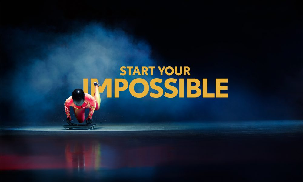 Toyota Start Your Impossible: Skeleton