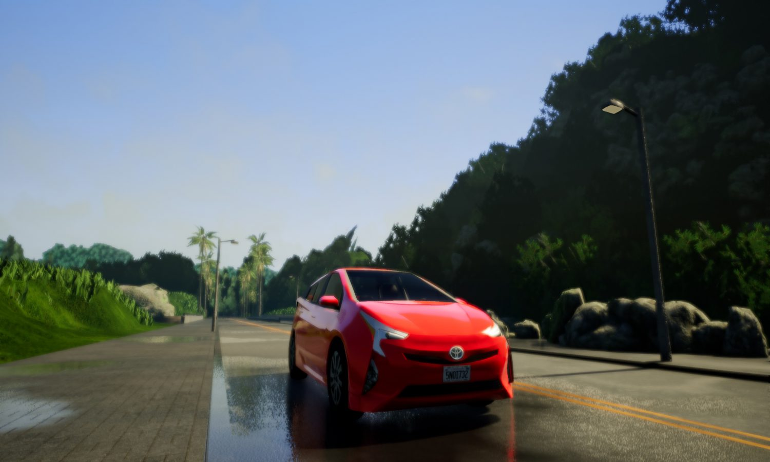 Toyota Research Institute Supports Development of Open-Source Automated Driving Simulator