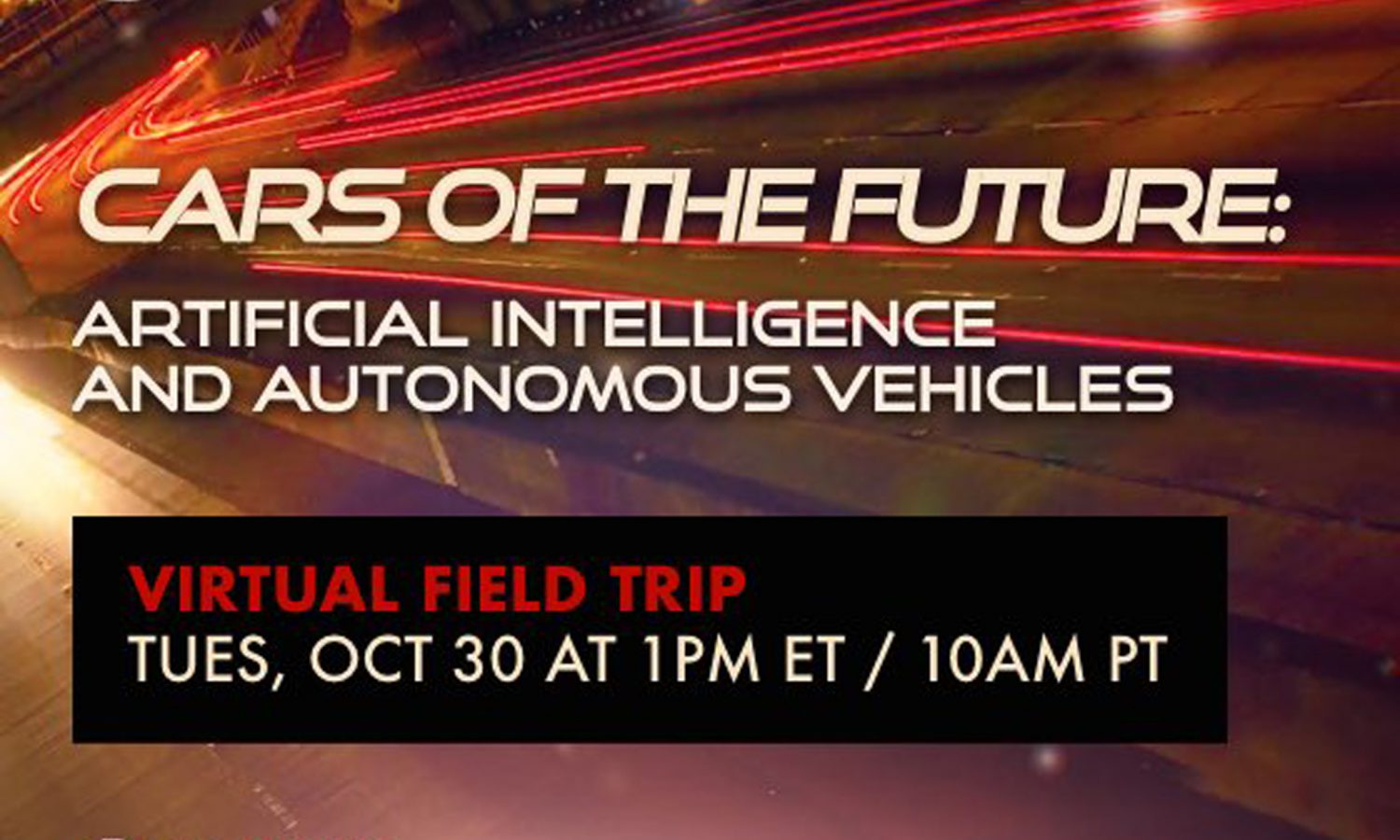Students Invited to Take Peek into the Future of Mobility