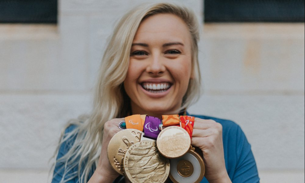 Swimming Toward Change: Why Jessica Long Is Excited About the Future of the Paralympics