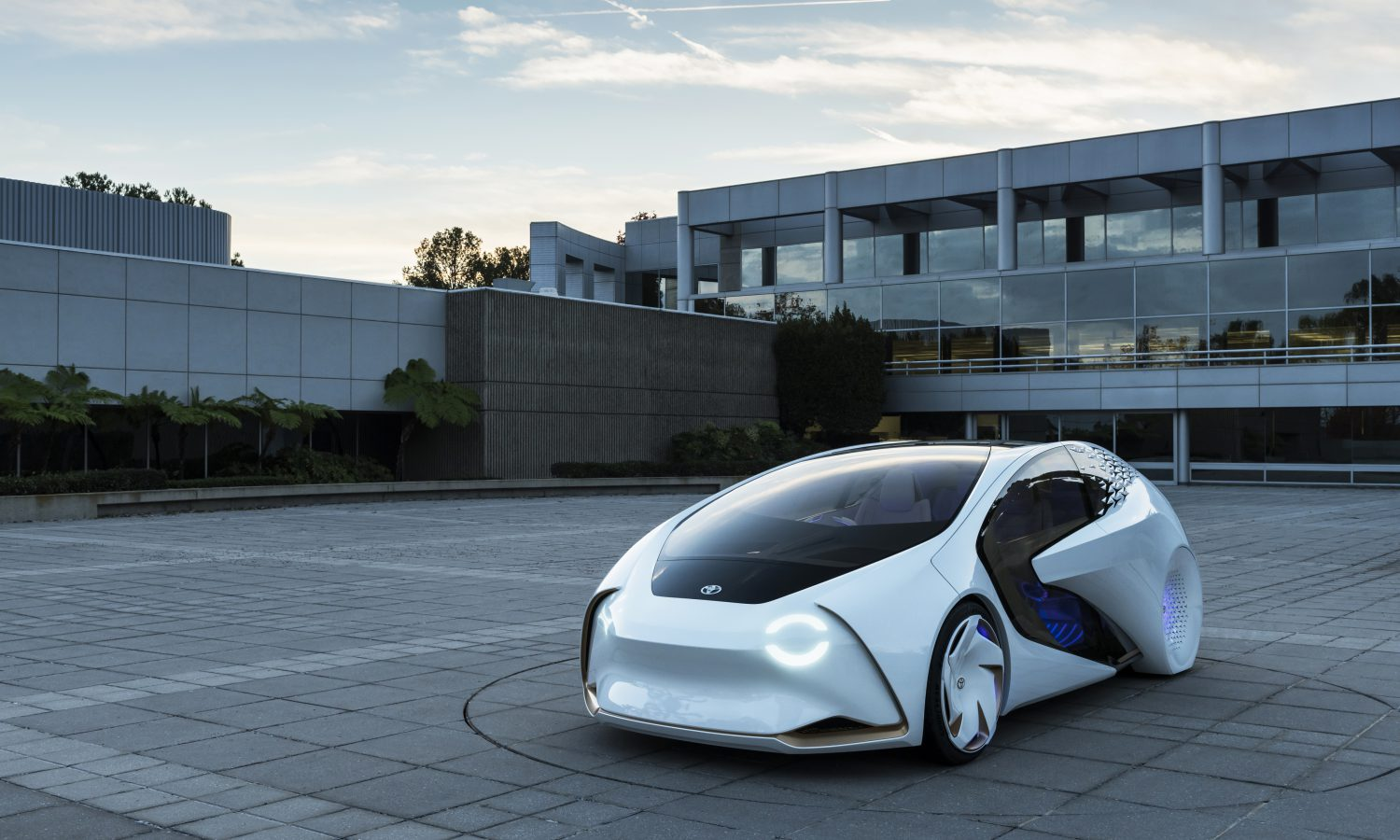 Toyota Concept-i Makes the Future of Mobility Human
