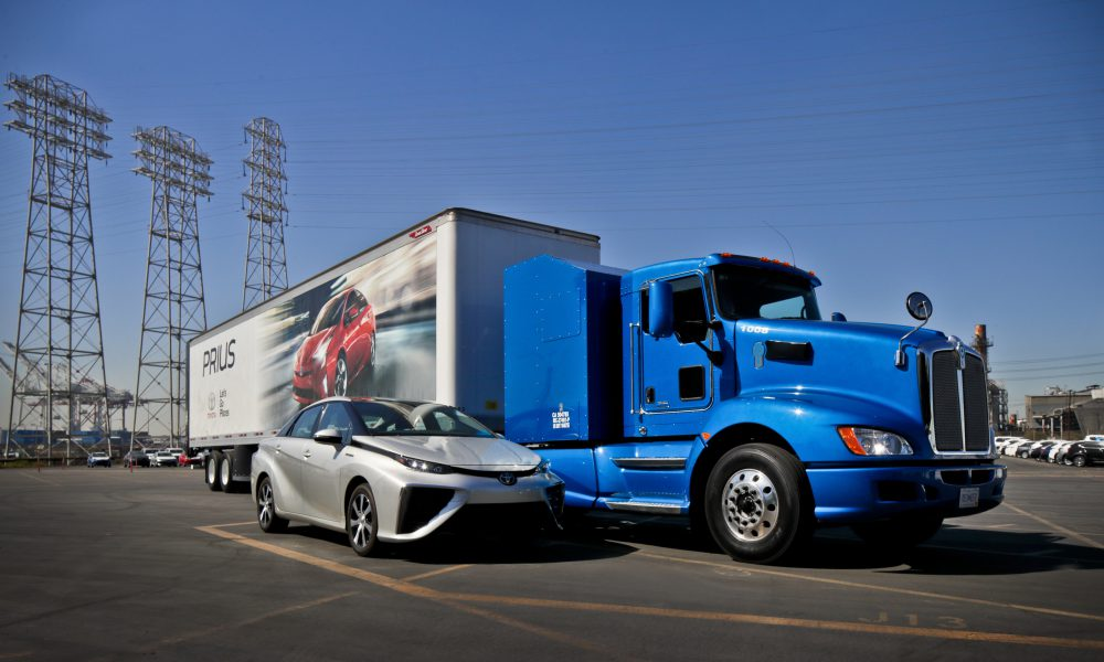 Toyota Releases North American Environmental Report