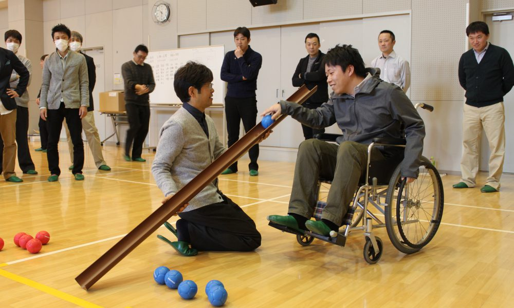 Two Years Paralympic Boccia Experience