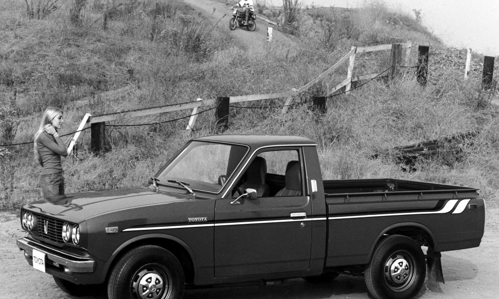 1973 – 1974 Toyota Hi-Lux Truck [Second (2nd) Generation]