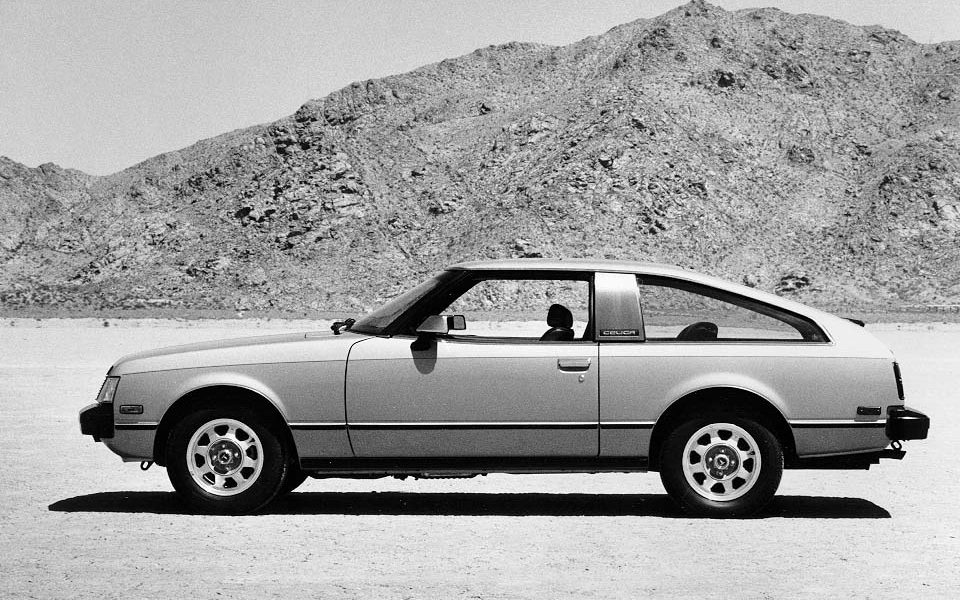 1978 – 1981 Toyota Celica [Second (2nd) Generation]