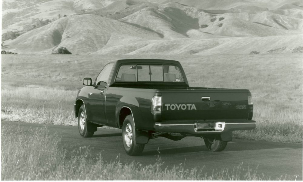 1993 – 1994 Toyota T100 [First (1st) Generation]