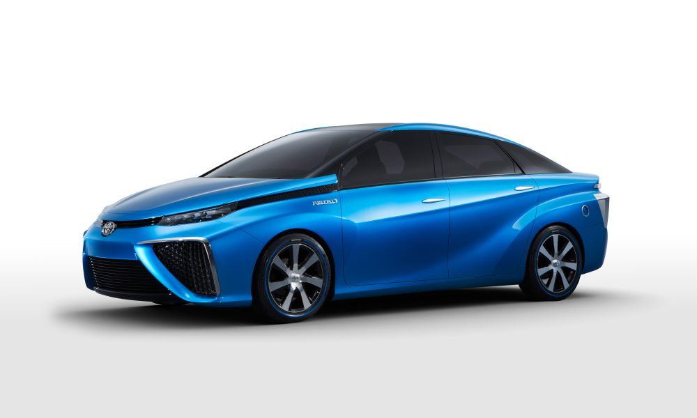 2014 Consumer Electronics Show (CES) – Toyota