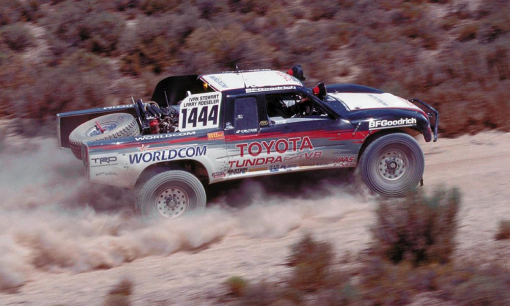 Toyota Racing Development (TRD) Celebrates 35 Years in the U.S. with Next Chapter in Off-Road Performance Accessories