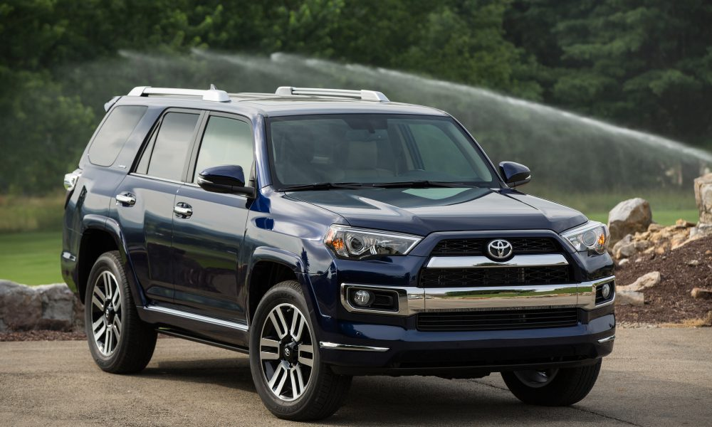 Multi-tool on Wheels: 2017 Toyota 4Runner is the Everyday SUV That Lets You Explore When You Want, Where You Want