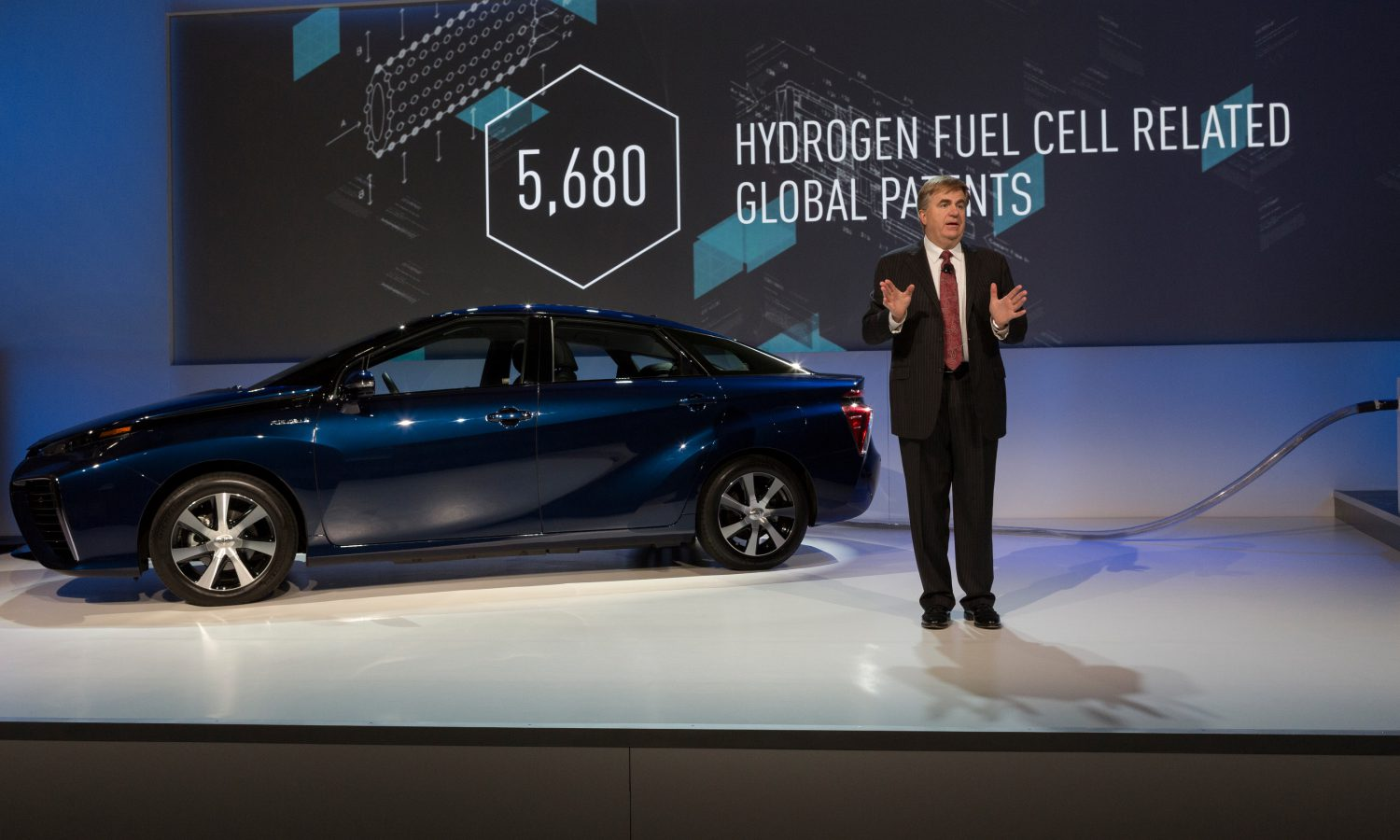 Toyota Opens the Door and Invites the Industry to the Hydrogen Future