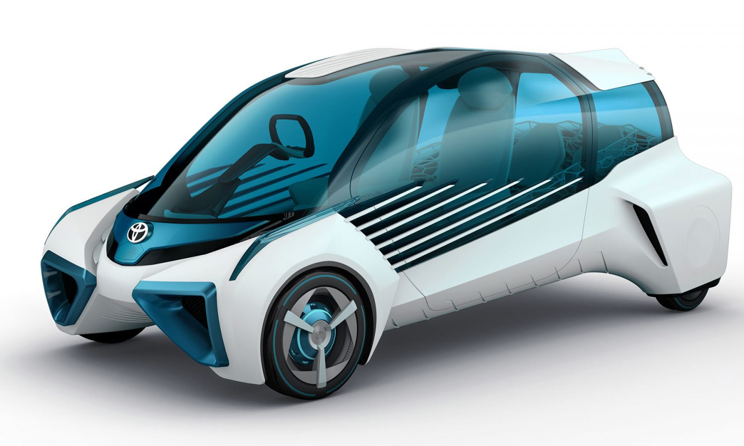 Toyota to Debut Three New Concept Cars at Tokyo Motor Show