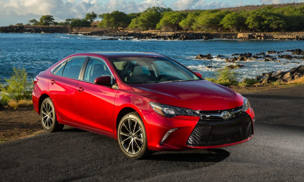 2017 Toyota Camry Reveals Secret for Remaining America's Top-Selling Passenger Car for 14 Consecutive Years