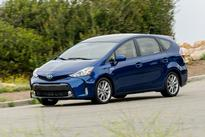 2016 – 2017 Toyota Prius v Product Information
