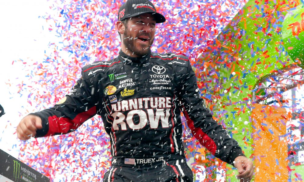 NASCAR Cup, NHRA Playoffs Open with Toyota Triumphs