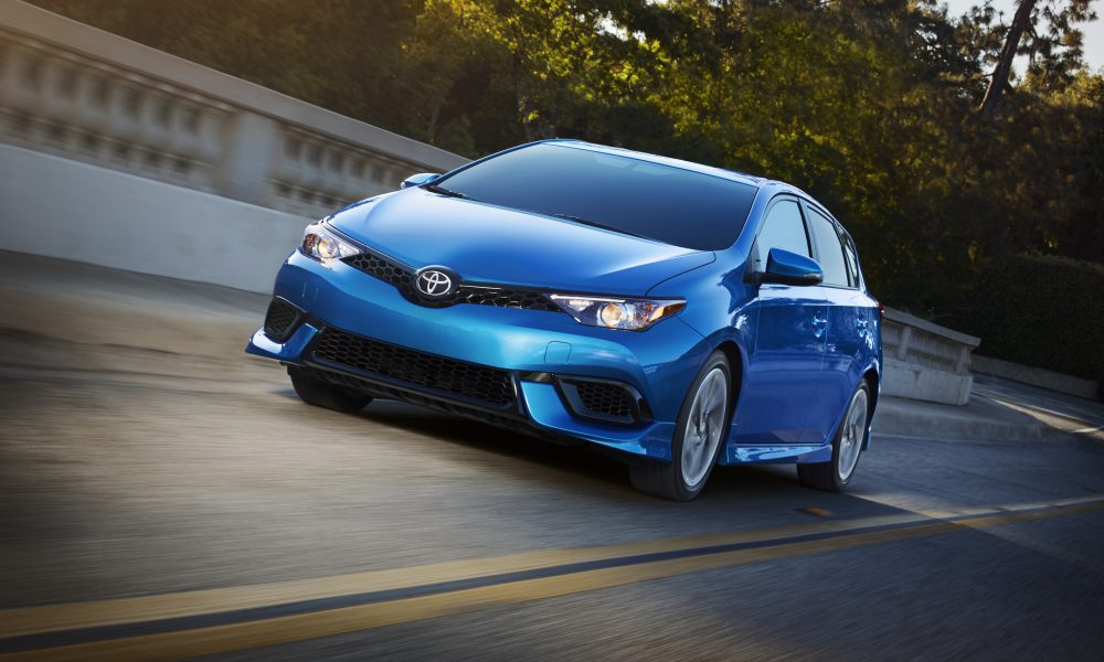 Toyota Corolla iM Joins Toyota Lineup for Added Fun and Function