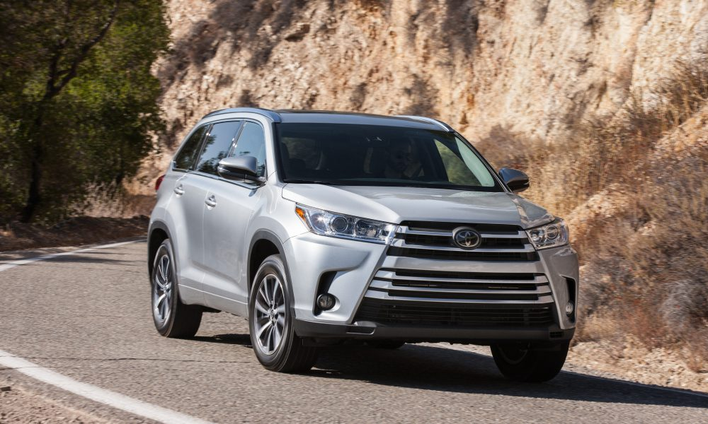 'The Year of More' for the 2017 Highlander with More Power, More Safety, and More Model Choices