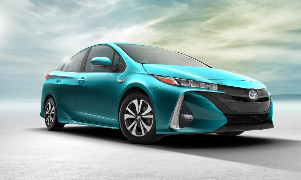 Prime Mover: Toyota Maxes Out Tech and Style in the World's Best-Selling Hybrid to Create the 2017 Prius Prime