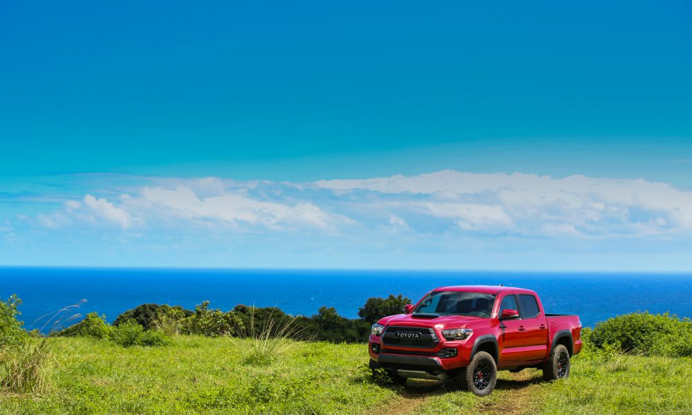 2017 Tacoma Welcomes All-New TRD Pro to Its Work-Hard, Play-Hard Lineup