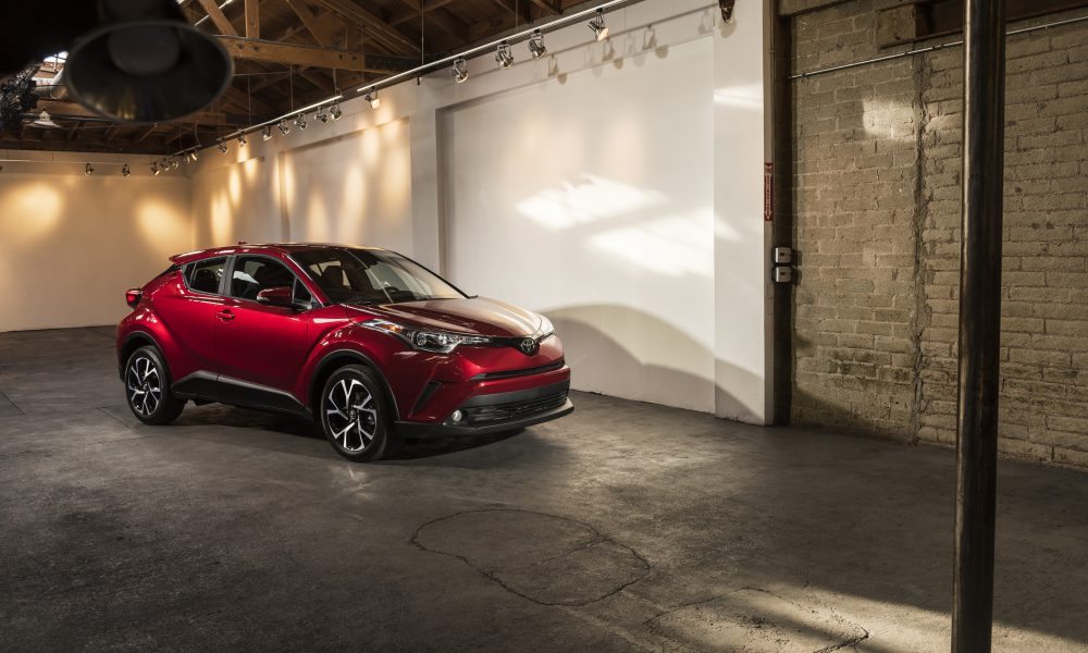 2018 Toyota C-HR Preliminary Product Information