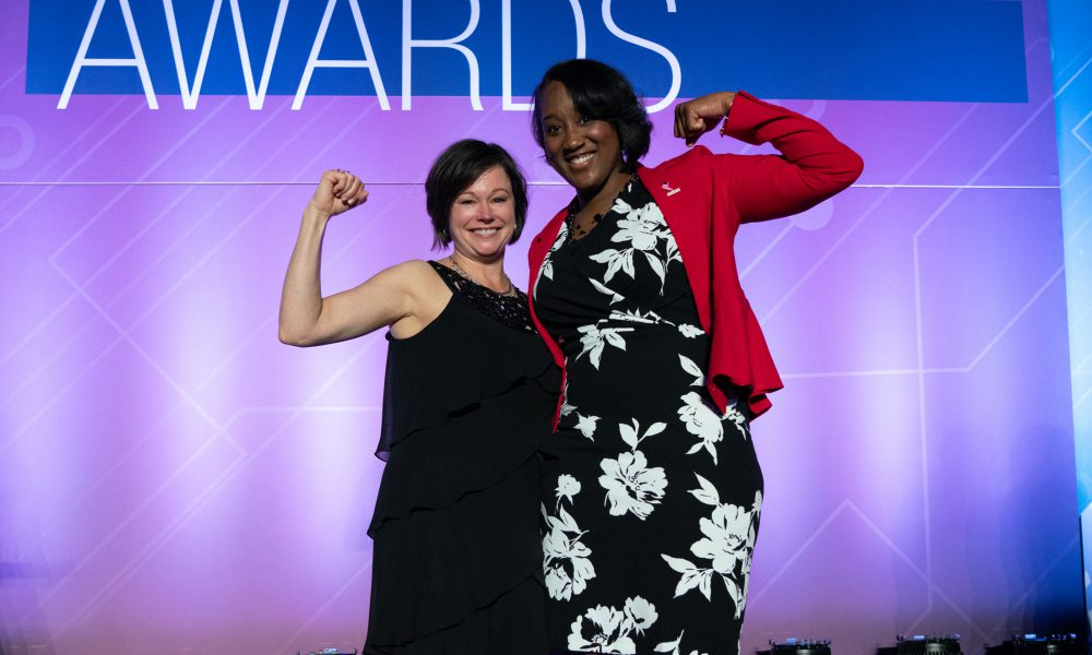 Women at Toyota Take Another STEP Ahead, Honored for Leadership in Manufacturing