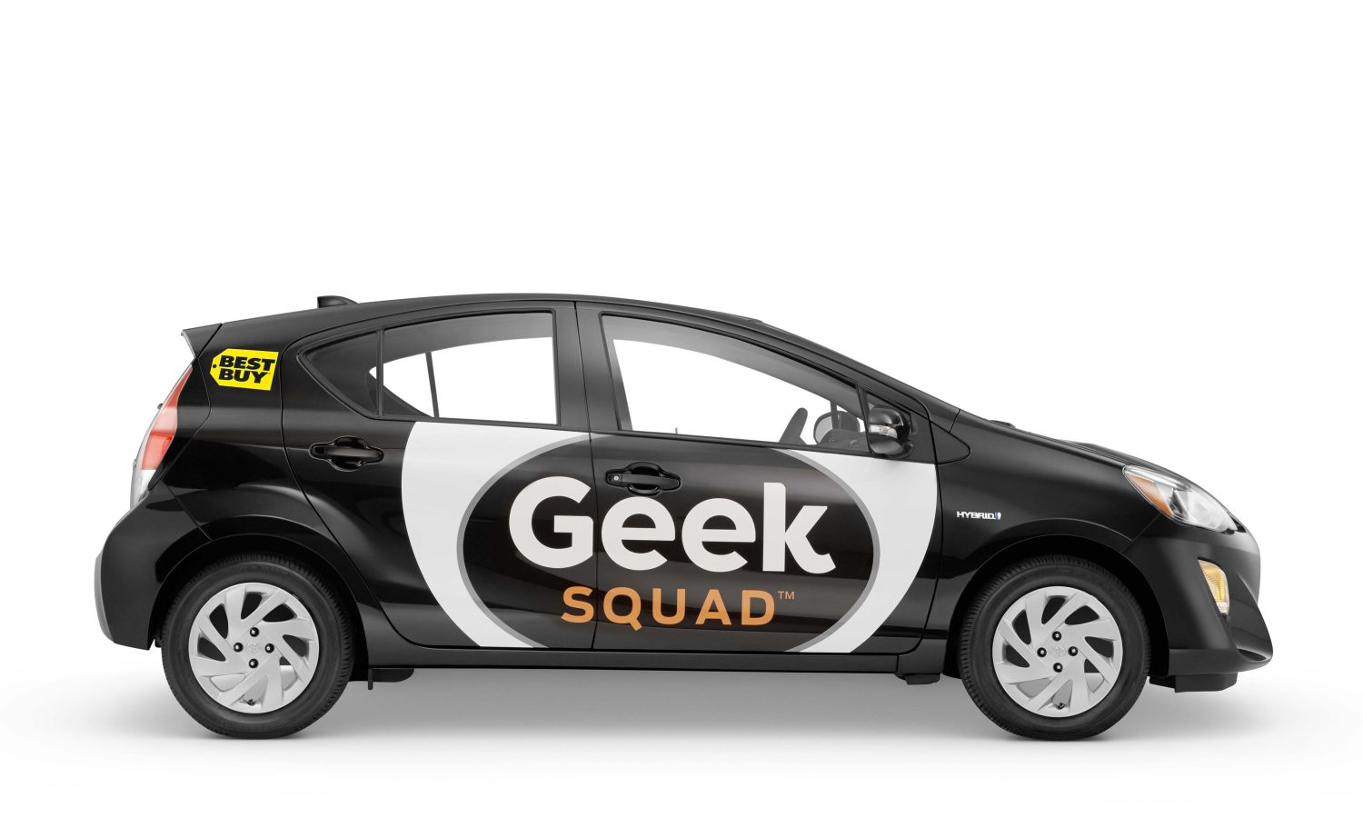 Vehicle of Choice for Geeks? Toyota Prius c