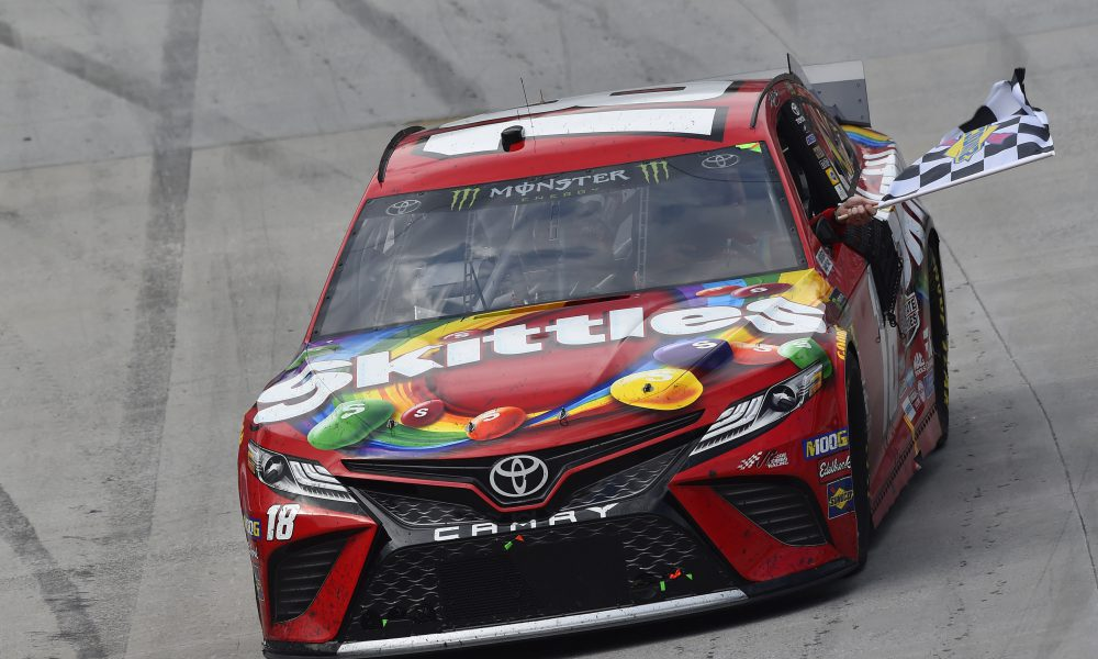 April Brings Trophies to Toyota Drivers