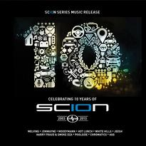 Scion's Ten-Year Anniversary Marked with Scion 10 Series Music Release Compilation