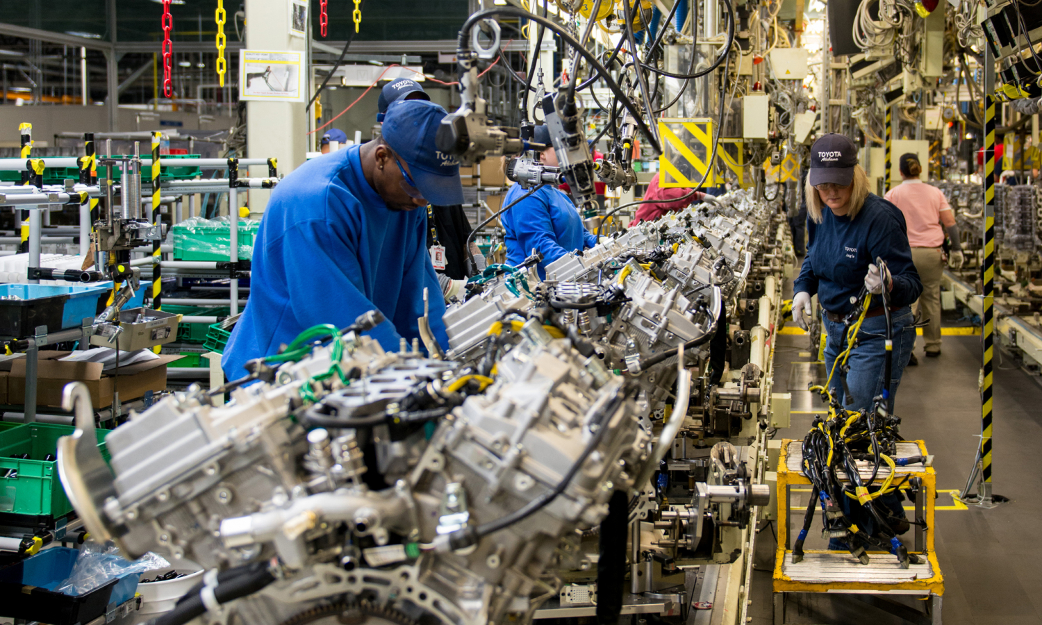 The Heartbeat of Toyota Lies in Alabama